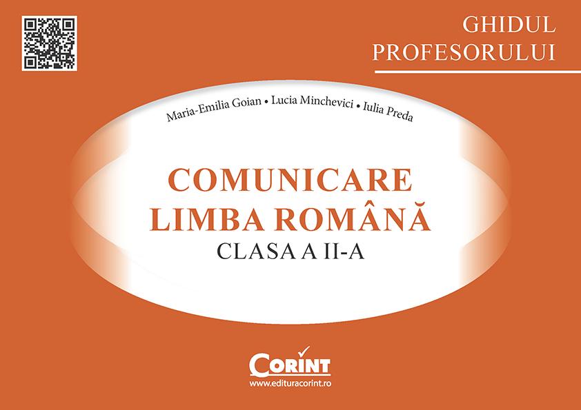 Ghidul profesorului romana clasa a II-a