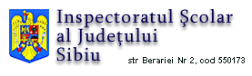 Imagini pentru sigla isj sibiu